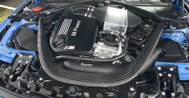 2015 BMW 3-Series Sedan M3  第9張相片
