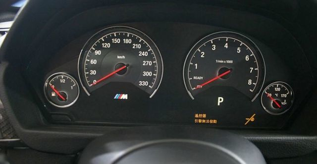 2015 BMW 3-Series Sedan M3  第10張相片