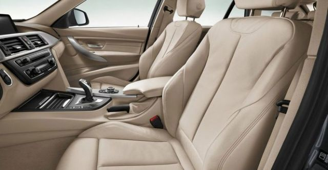 2015 BMW 3-Series Touring 320d Sport  第6張相片