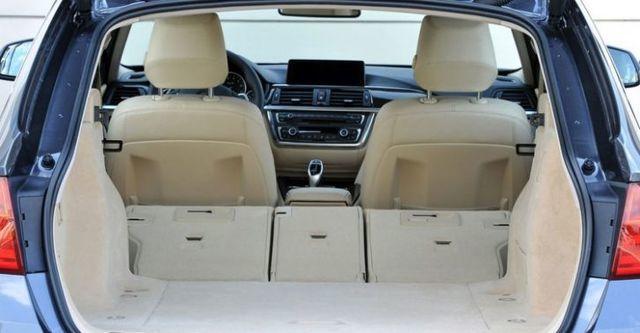 2015 BMW 3-Series Touring 320d Sport  第8張相片