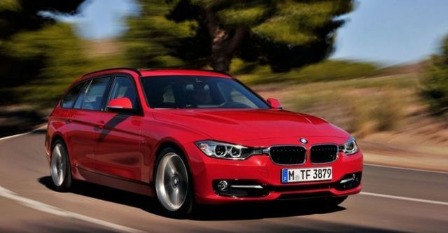 2015 BMW 3-Series Touring 320i Sport菁英版  第3張相片