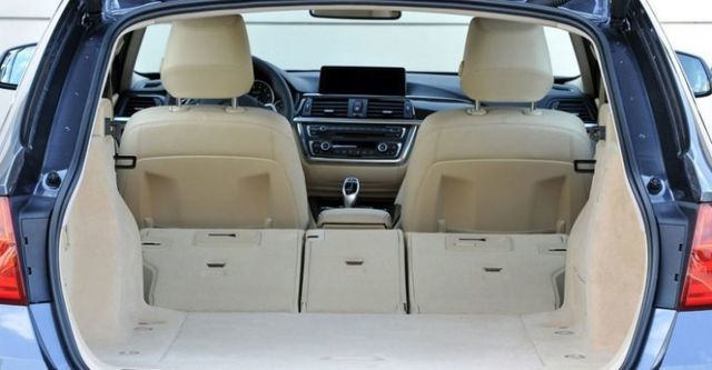 2015 BMW 3-Series Touring 320i Sport菁英版  第6張相片