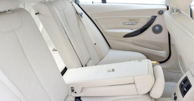2015 BMW 3-Series Touring 320i Sport菁英版  第8張相片