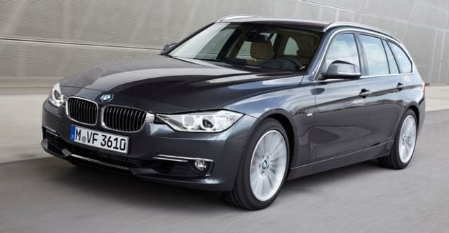 2015 BMW 3-Series Touring 328i Sport  第1張相片