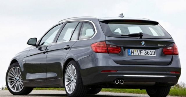 2015 BMW 3-Series Touring 328i Sport  第2張相片