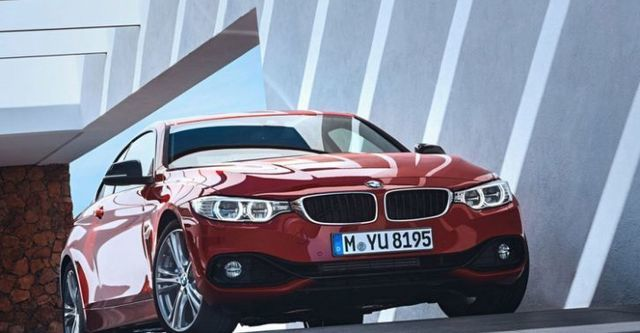 2015 BMW 4-Series 420i Sport Line  第1張相片