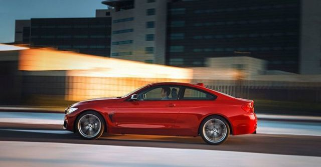 2015 BMW 4-Series 420i Sport Line  第2張相片