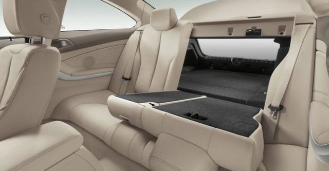 2015 BMW 4-Series 420i Sport Line  第7張相片
