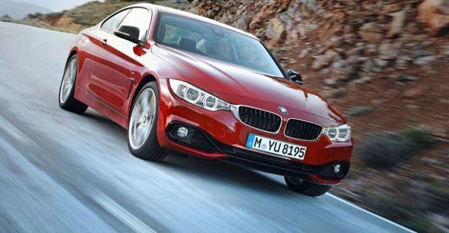 2015 BMW 4-Series 428i Sport Line  第1張相片