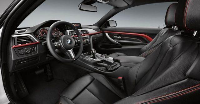 2015 BMW 4-Series 428i Sport Line  第9張相片