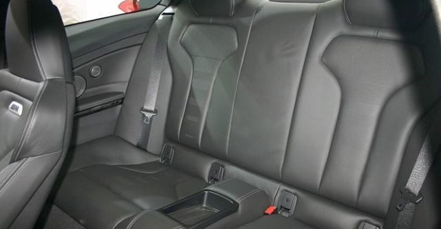 2015 BMW 4-Series M4自手排版  第8張相片
