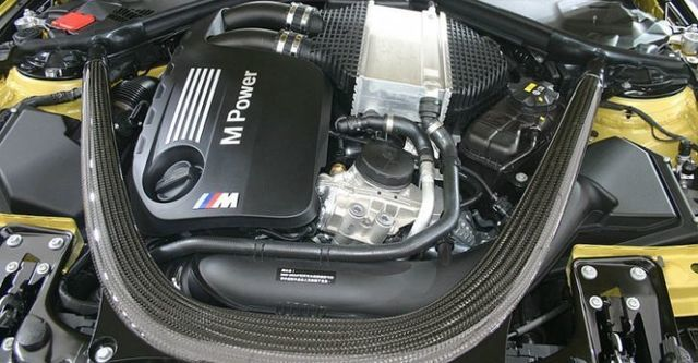 2015 BMW 4-Series M4自手排版  第10張相片