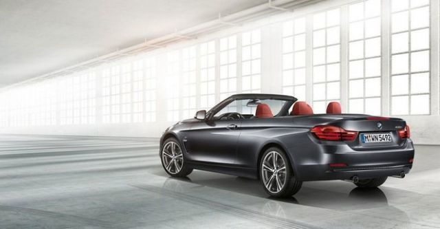 2015 BMW 4-Series Convertible 435i Sport Line  第3張相片