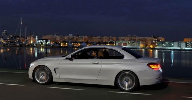 2015 BMW 4-Series Convertible 435i Sport Line  第4張相片