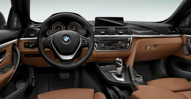 2015 BMW 4-Series Convertible 435i Sport Line  第8張相片
