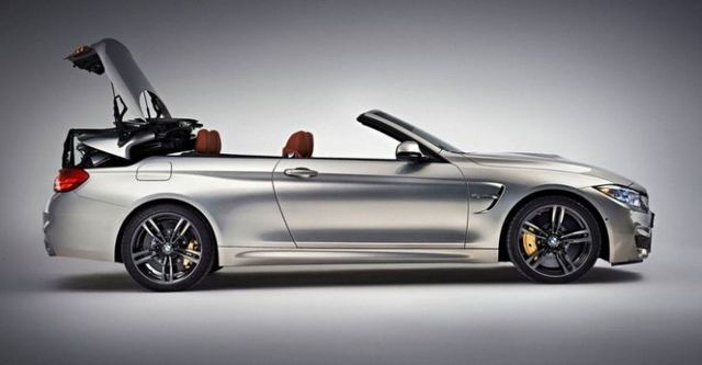 2015 BMW 4-Series Convertible M4  第2張相片