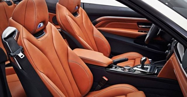2015 BMW 4-Series Convertible M4  第6張相片