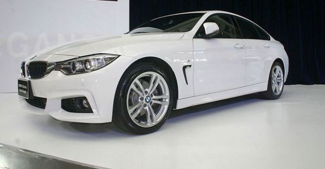 2015 BMW 4-Series Gran Coupe 420i Sport Line  第1張相片