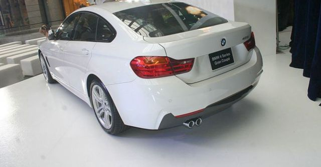 2015 BMW 4-Series Gran Coupe 420i Sport Line  第2張相片