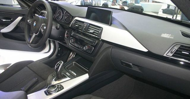 2015 BMW 4-Series Gran Coupe 420i Sport Line  第6張相片