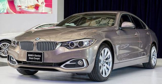 2015 BMW 4-Series Gran Coupe 428i Sport Line  第1張相片