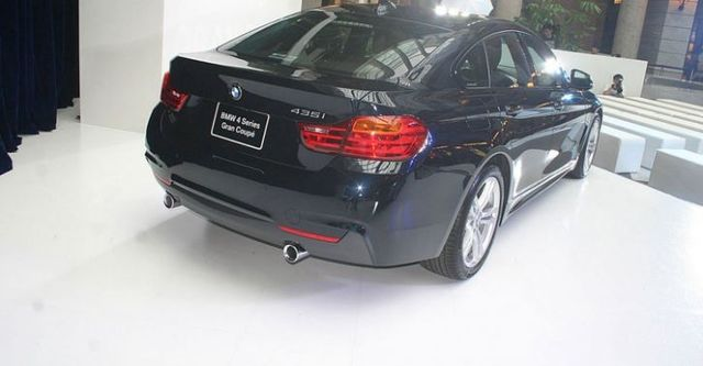 2015 BMW 4-Series Gran Coupe 435i Individual/M Sport Package  第2張相片