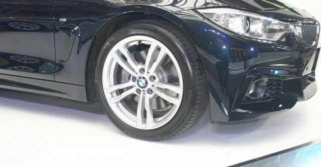 2015 BMW 4-Series Gran Coupe 435i Individual/M Sport Package  第3張相片