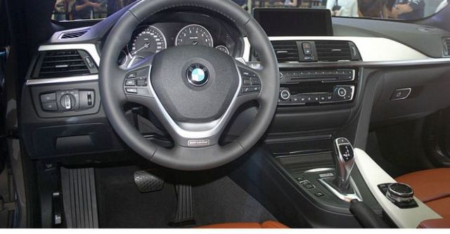 2015 BMW 4-Series Gran Coupe 435i Individual/M Sport Package  第5張相片