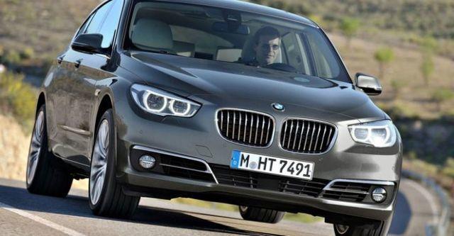 2015 BMW 5-Series GT 520d  第1張相片