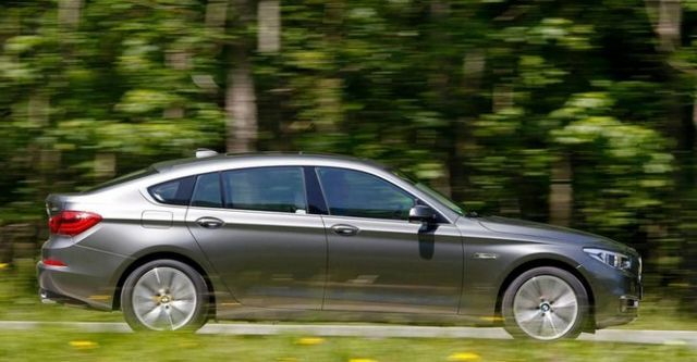 2015 BMW 5-Series GT 520d  第3張相片