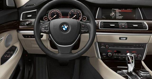 2015 BMW 5-Series GT 520d  第4張相片