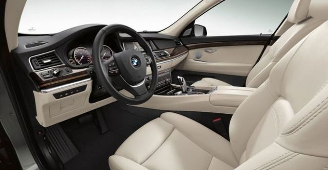 2015 BMW 5-Series GT 520d  第10張相片