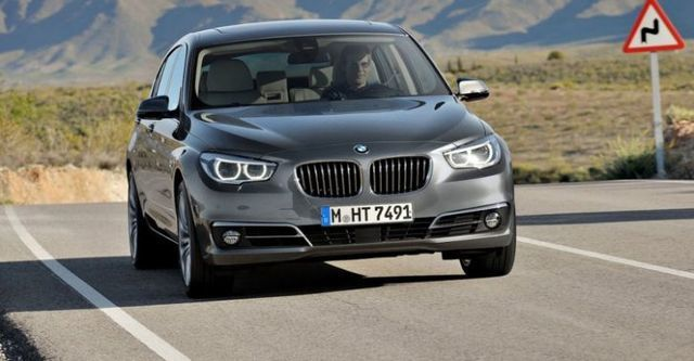 2015 BMW 5-Series GT 530d Luxury Line  第1張相片