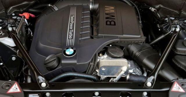 2015 BMW 5-Series GT 535i Luxury Line  第10張相片
