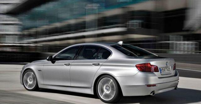 2015 BMW 5-Series Sedan 520d  第5張相片