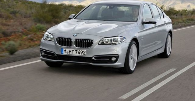 2015 BMW 5-Series Sedan 528i Luxury Line  第1張相片