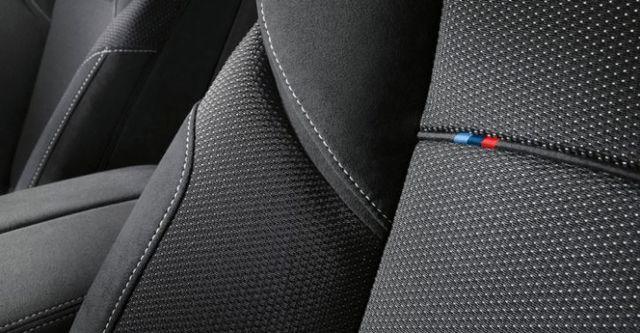 2015 BMW 5-Series Sedan 528i M Sport Package  第6張相片