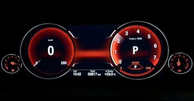 2015 BMW 5-Series Sedan 528i M Sport Package  第10張相片