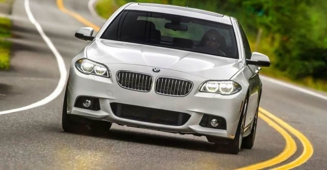 2015 BMW 5-Series Sedan 530d Luxury Line  第5張相片