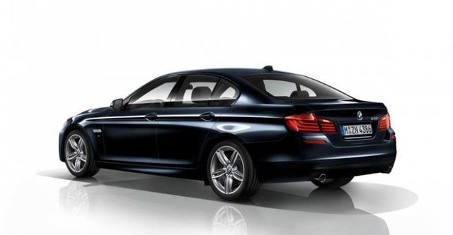 2015 BMW 5-Series Sedan 535d M Sport Package  第1張相片