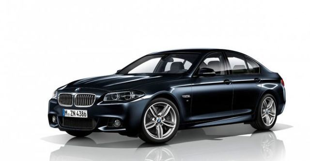 2015 BMW 5-Series Sedan 535d M Sport Package  第2張相片
