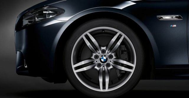 2015 BMW 5-Series Sedan 535d M Sport Package  第3張相片