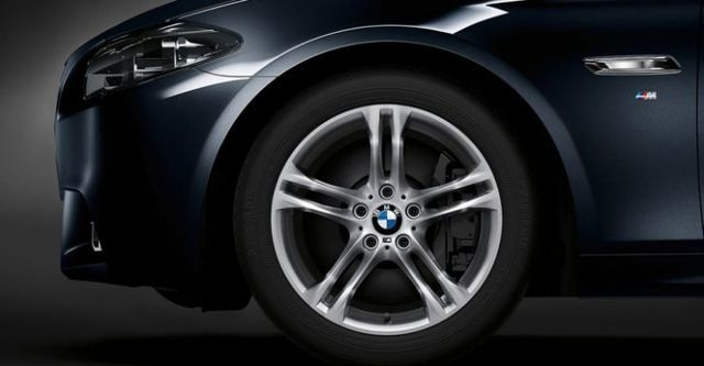 2015 BMW 5-Series Sedan 535d M Sport Package  第4張相片