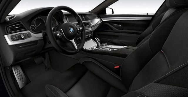 2015 BMW 5-Series Sedan 535d M Sport Package  第9張相片