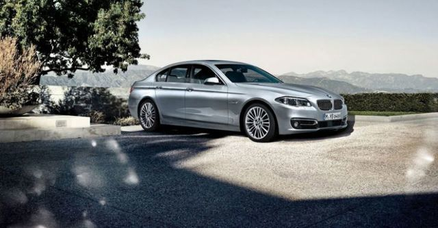 2015 BMW 5-Series Sedan 535i Luxury Line  第1張相片