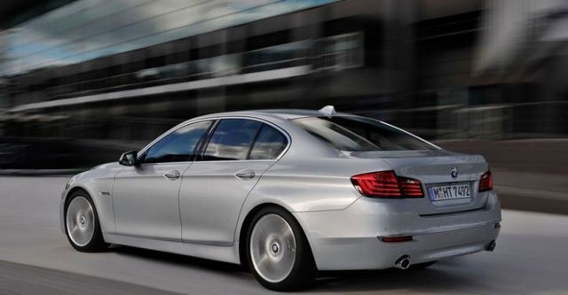 2015 BMW 5-Series Sedan 535i Luxury Line  第2張相片
