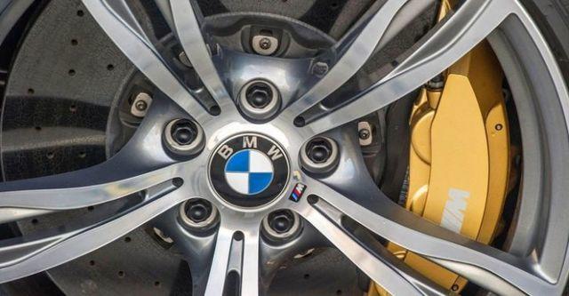 2015 BMW 5-Series Sedan M5  第5張相片