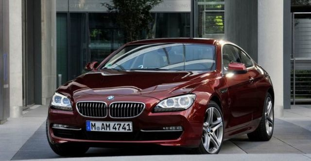 2015 BMW 6-Series Coupe 640i  第1張相片