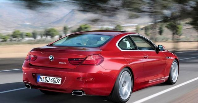 2015 BMW 6-Series Coupe 650i  第3張相片