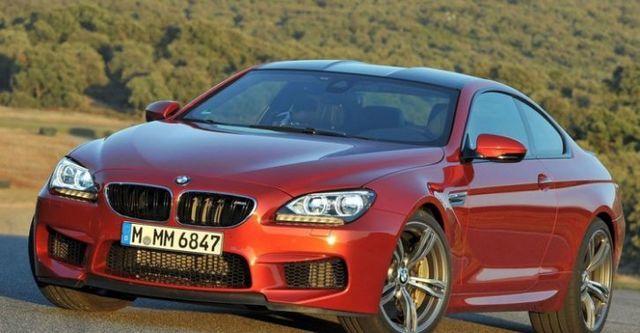 2015 BMW 6-Series Coupe M6  第2張相片